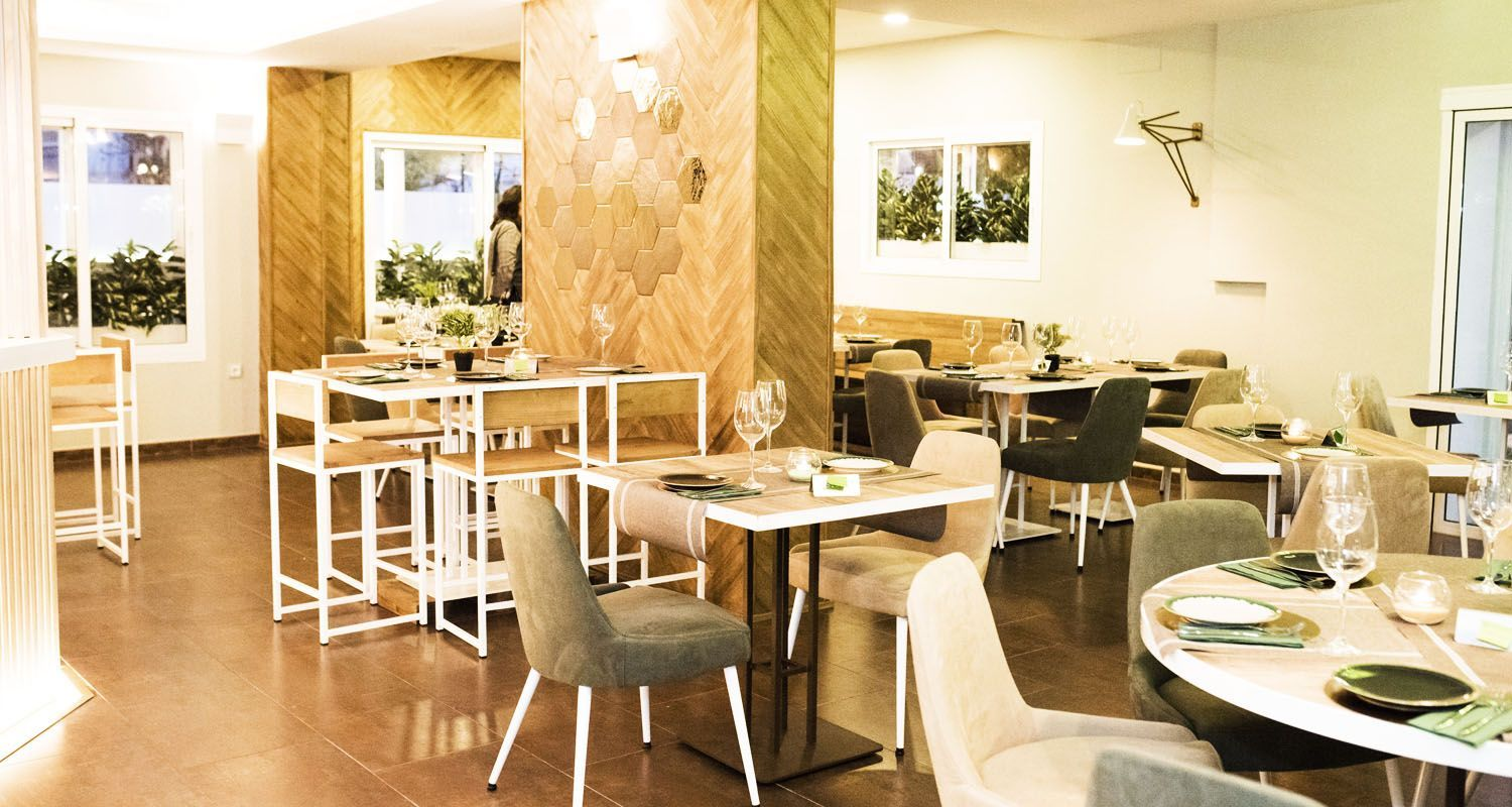 Commercial Interior Design. Decoration for restaurants and venues ...